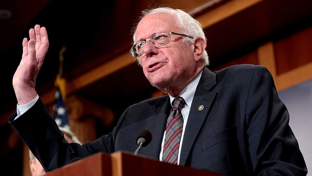 Bernie Sanders for President...again?
