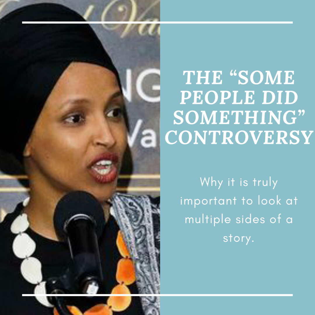 Ilhan Omar's words about 9/11 sparked many arguments throughout the nation.