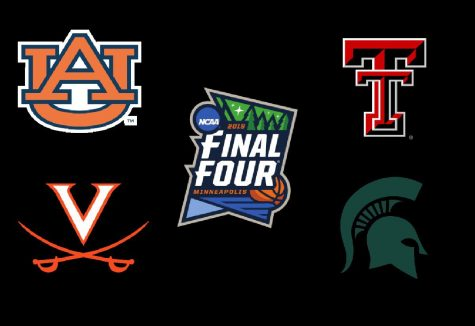 The Final Four March Into April!