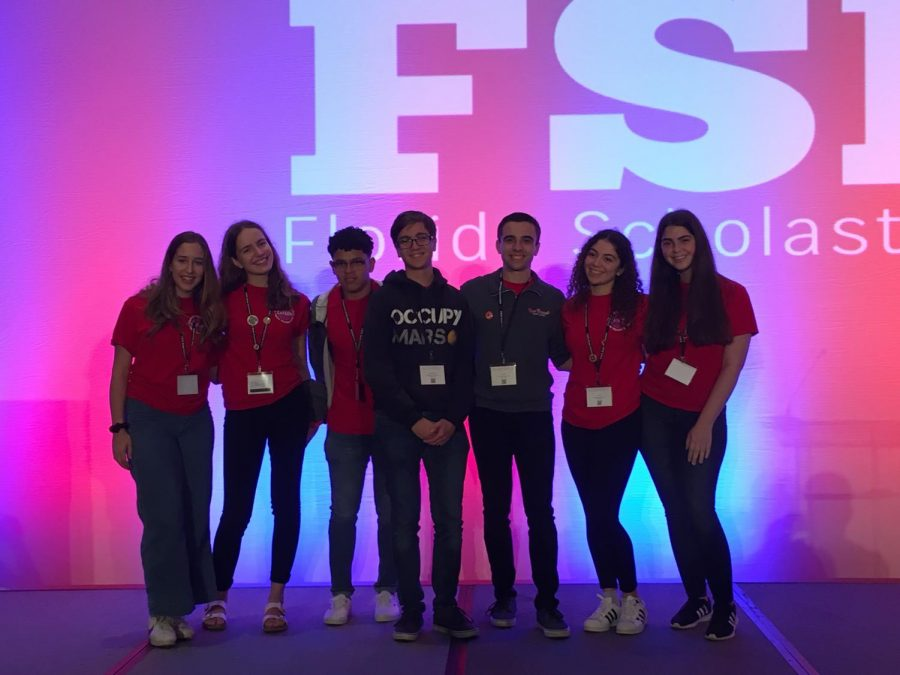 The Cavsconnect staff attended FSPA beginning orientation.