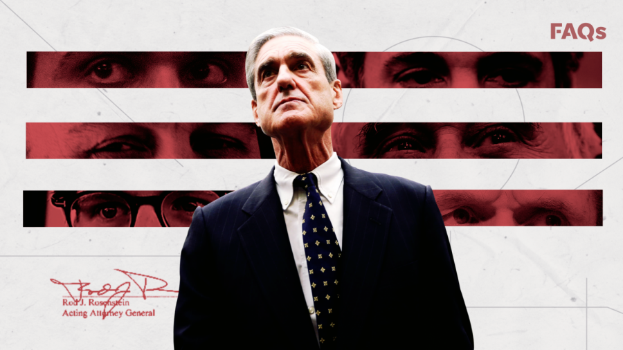 Robert+Mueller+has+concluded+his+two-year+probe+into+Russian+tampering+in+the+2016+presidential+election.+The+report%27s+findings+are+still+being+debated.