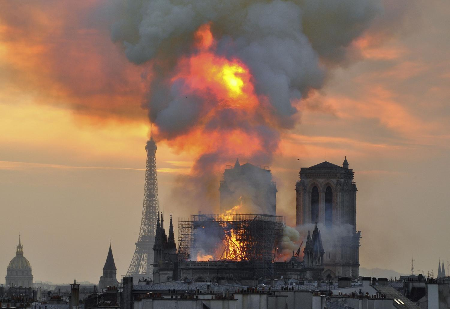 Estimates to the amount of money raised for the reconstruction of Notre Dame extend up to $1 billion.