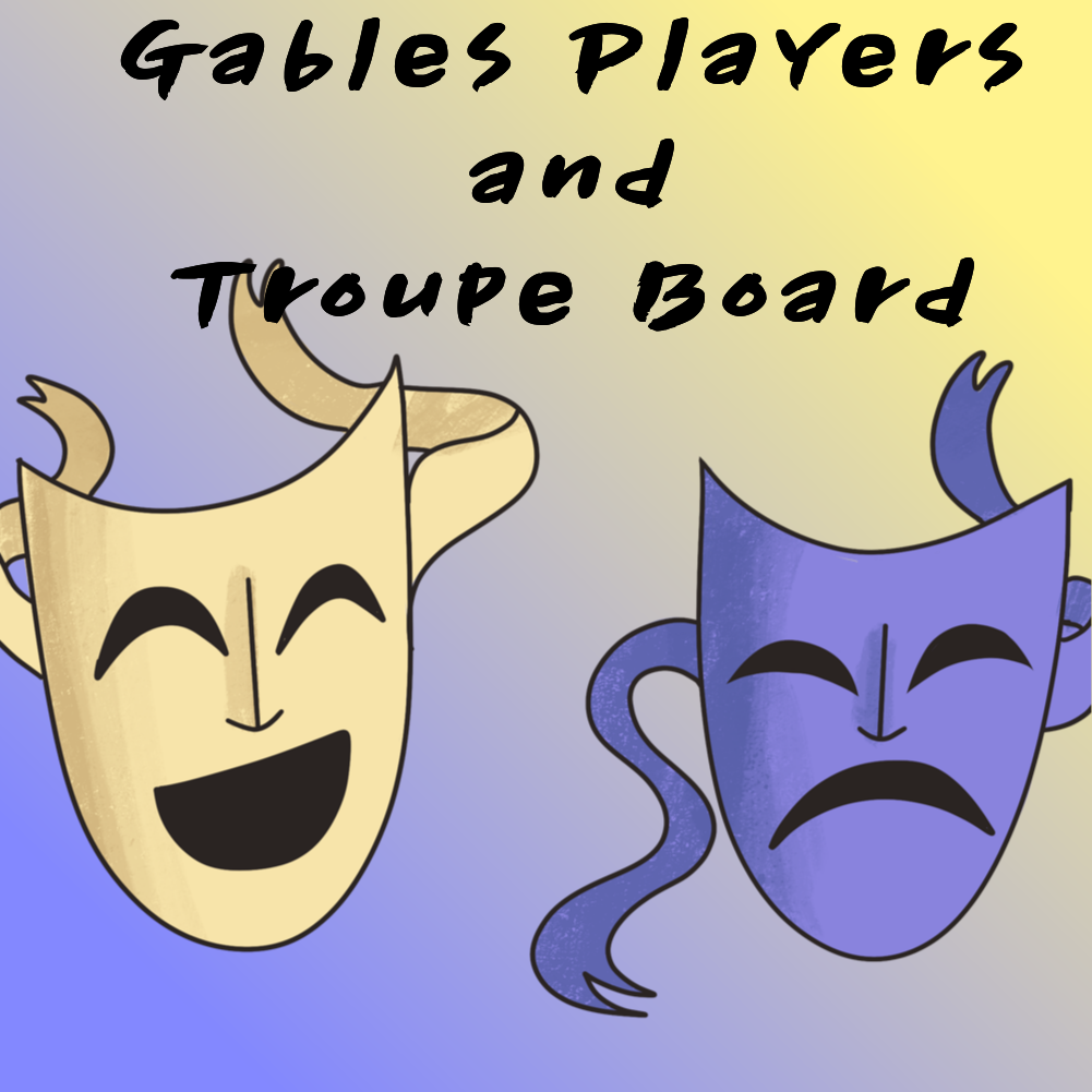 At their last meeting of the year, Troup and Gables Players announced the board for next year.