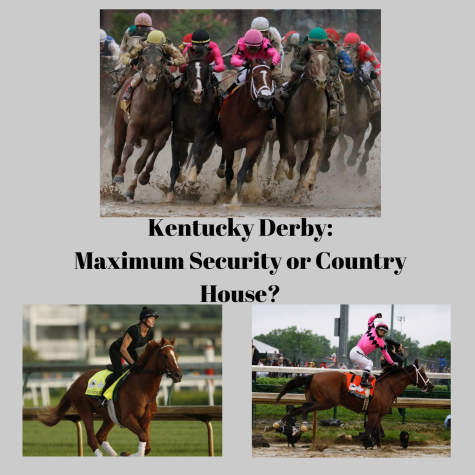 "Maximum Security Doesn't  ""Secure"" the Kentucky Derby Win"