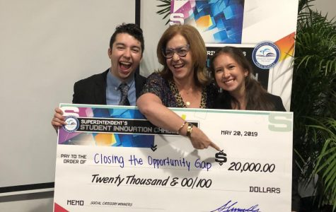 Cavaliers Win the Student Innovation Challenge