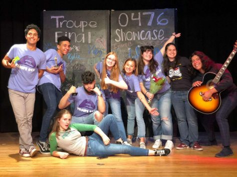 Troupe 0476's Final Showcase