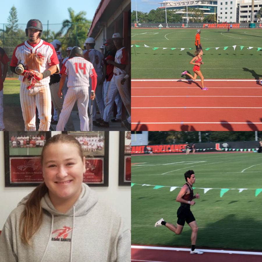 Athletes of the Week: April Edition