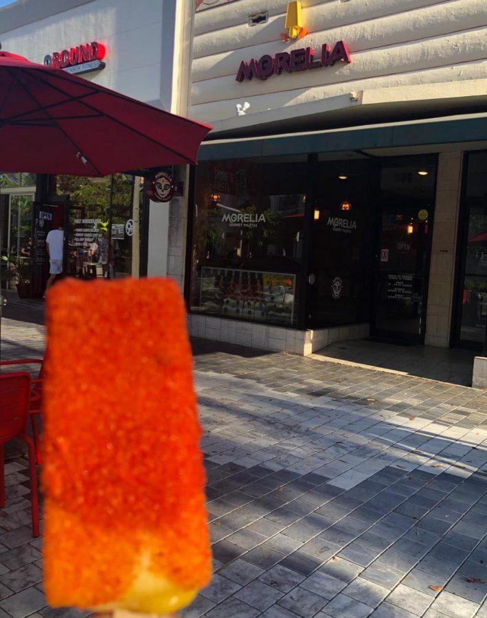 Paletas Morelia: dulces combinaciones