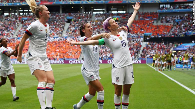The United States National Women's Soccer Team is the Best in the World. It's Time to Pay them like it.