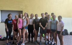This year's Cavalier Cross Country runners are ready for action this upcoming season.
