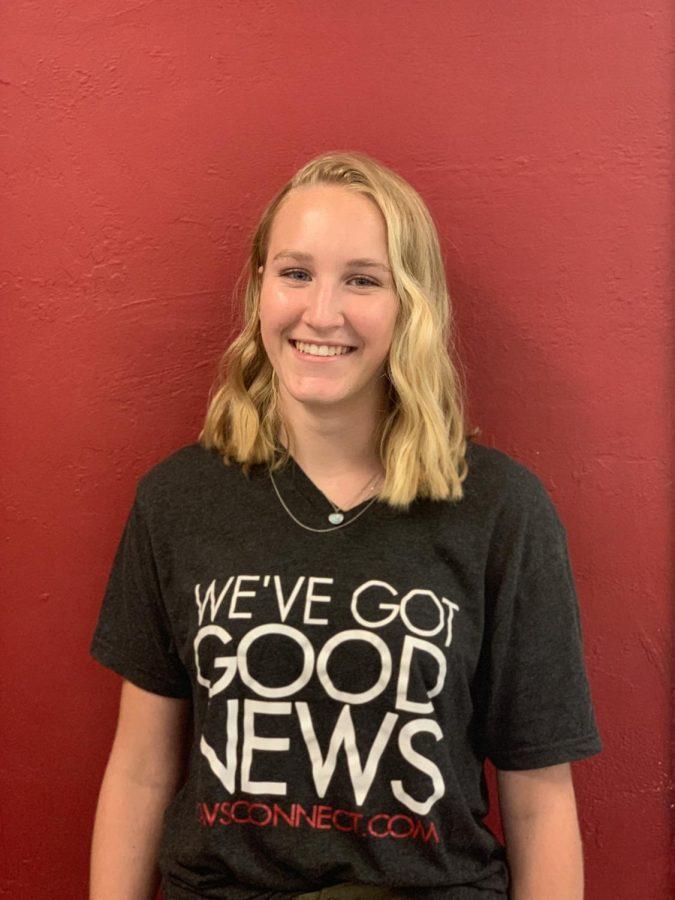 Camryn Bagnall-Koger, Staff Writer