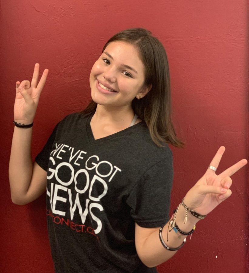 Maria Puyana, Staff Writer