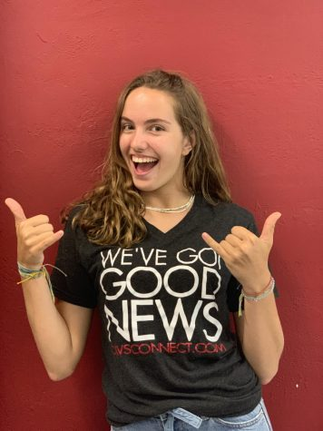 Maia Berthier, Opinion and Copy Editor
