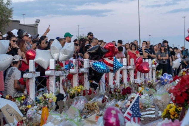 The+city+of+El+Paso%2C+TX%2C+mourns+the+victims+of+the+latest+mass+shooting%2C+which+claimed+22+lived+and+injured+two+dozen+more.