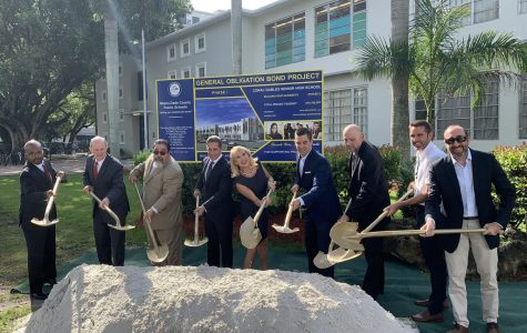 Groundbreaking Ceremony with Superintendent Carvalho: The Revival of CGHS