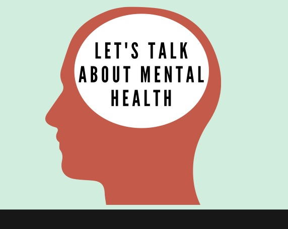 Opening up about mental health helps end the stigma behind it.