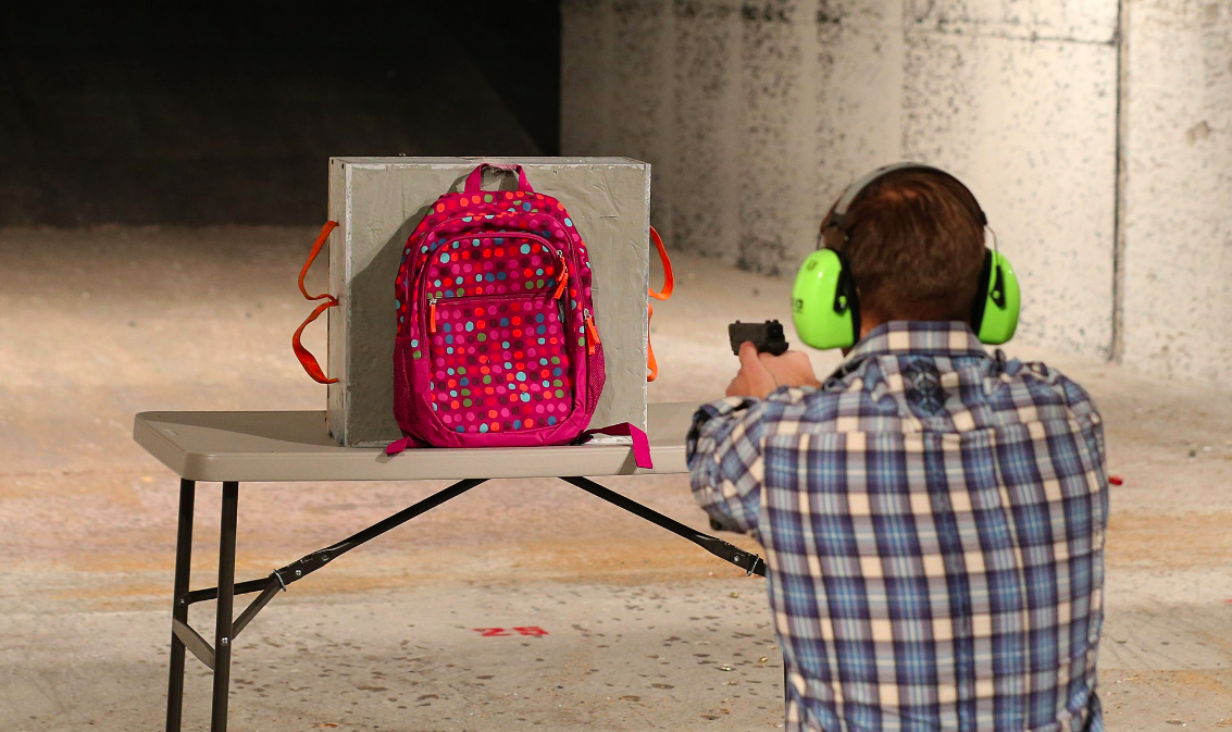 As the school year quickly approached, parents have added over-priced bulletproof backpacks to their long list of school supplies in light of the recent national tragedies involving gun violence in educational institutions.