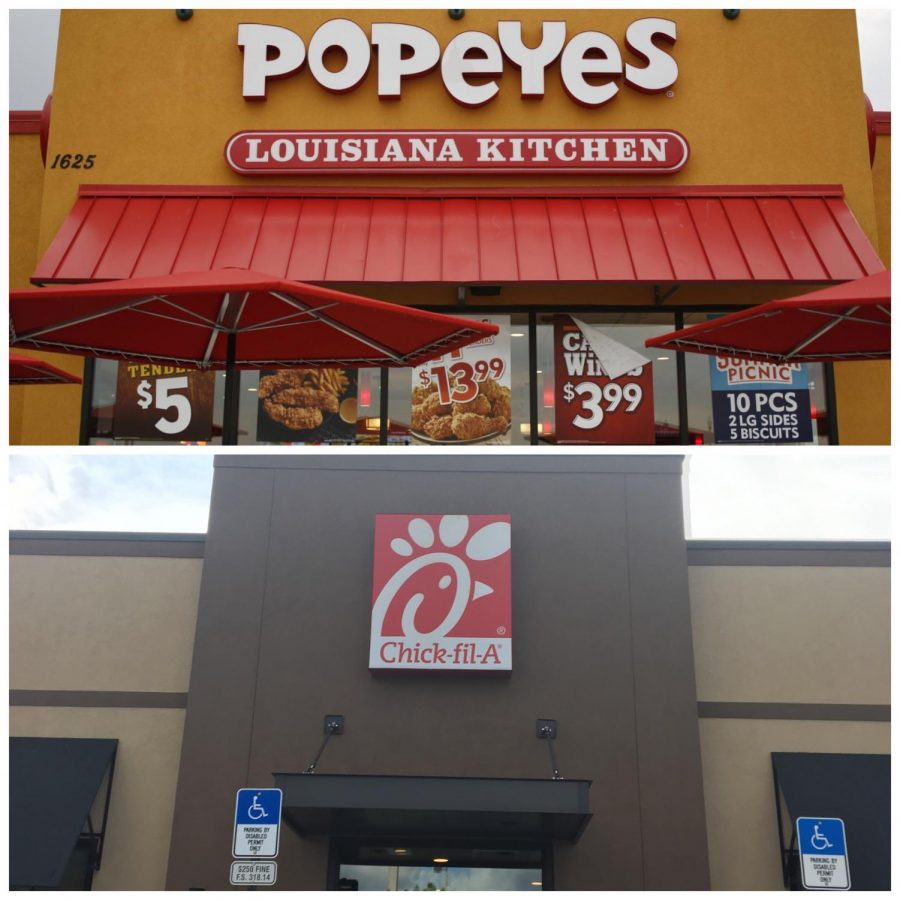 Popeyes vs. Chick-Fil-A: Which Fried Chicken Chain is Better?