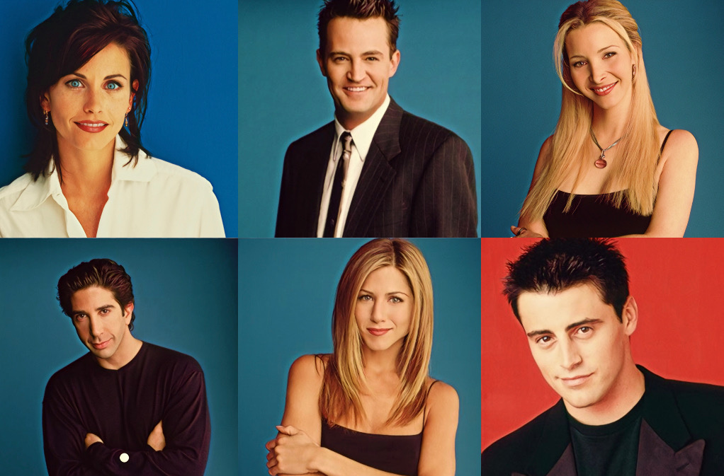 The most well-known group of friends celebrate the show's 25th anniversary by reliving memorable moments from the show that continue to live on in people's hearts.
