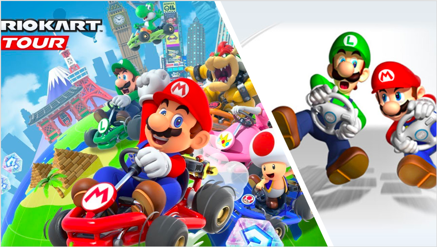 Now+that+%22Mario+Kart%22+is+available+on+digital+devices%2C+will+the+nostalgia+of+playing+the+iconic+childhood+game+be+lost%3F
