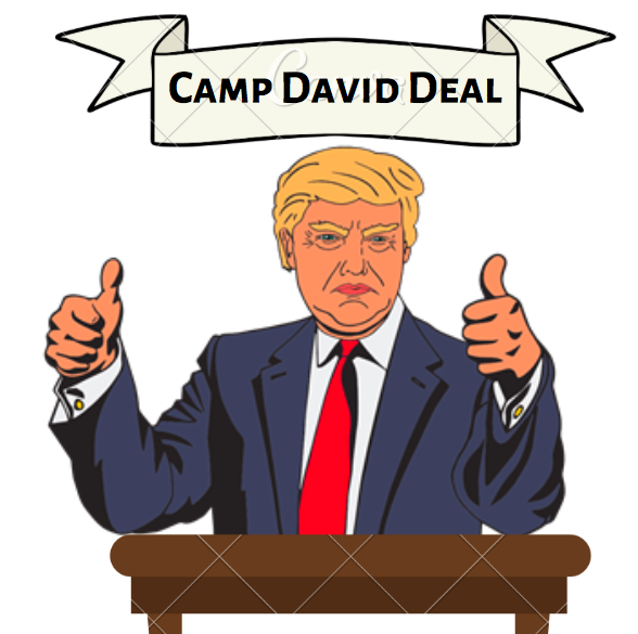 Trump's Camp David peace deals were cancelled, and fortunately so as they were poorly managed and organized, offering greater risk than reward.