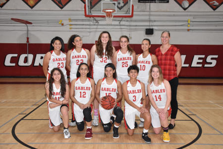 The Lady Cavalier Basketball team is ready to take on any challenge that comes their way throughout the 2019-2020 basketball season.