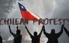 Violence Erupts in Chilean Protests