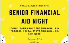 Senior Financial Aid Night