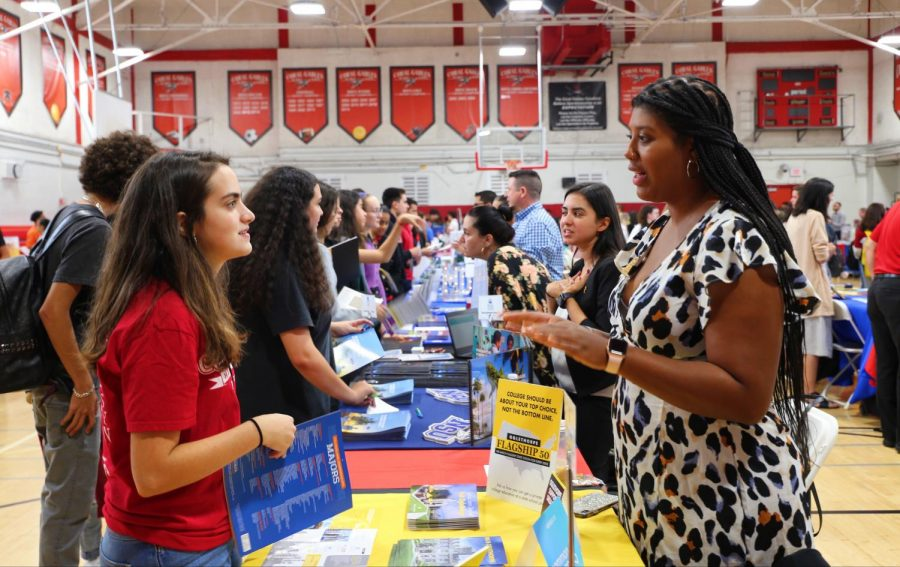 The Future is Ready, So Are We: College Fair 2019