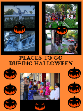 Places to go during Halloween
