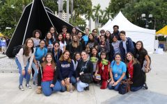 The English Honor Society Attends the 2019 Miami Book Fair