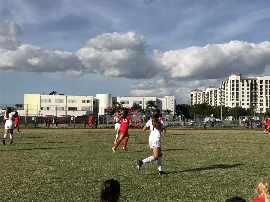 Lady Cavalier Soccer Season Opener: Bitter Defeat or Source of Fuel?