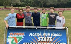 Cavalier Cross Country Shows its Prowess at States