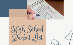 Highschool Bucket List