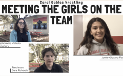 Leaving Their Differences Off the Mat: Meeting the Girls on the Wrestling Team