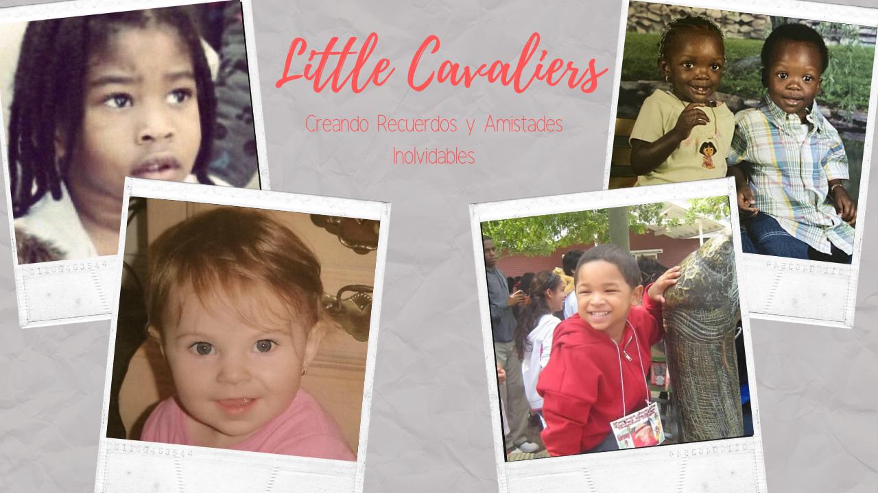 El programa Little Cavalier le ha permitido a los estudiantes familiarizarse con el campus de la escuela desde una edad temprana, y a la misma vez han formado vínculos eternos con otros estudiantes y miembros del personal.