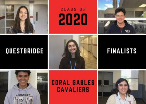 Five Cavaliers - Daniella Berrospi, Ruben Escobar, Yazmin Quevedo, Kluivert Suquino, and Angie Villalobos - share their high school experiences and reflect on their growth in light of being named QuestBridge Finalists.