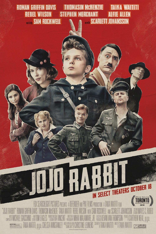 Jojo Rabbit is an upcoming satire from director Taika Waititi