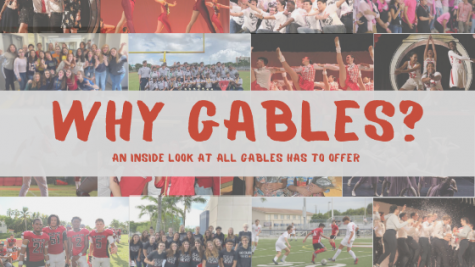 For the past 69 years, Coral Gables Senior High has created a distinct legacy through its exemplary academic standings, clubs and athletics