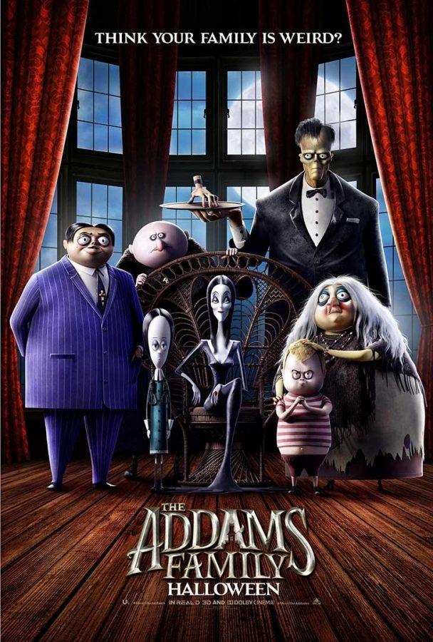 The Addams family, which first started off as a television series, has now come back as a cartoon adaption this 2019.