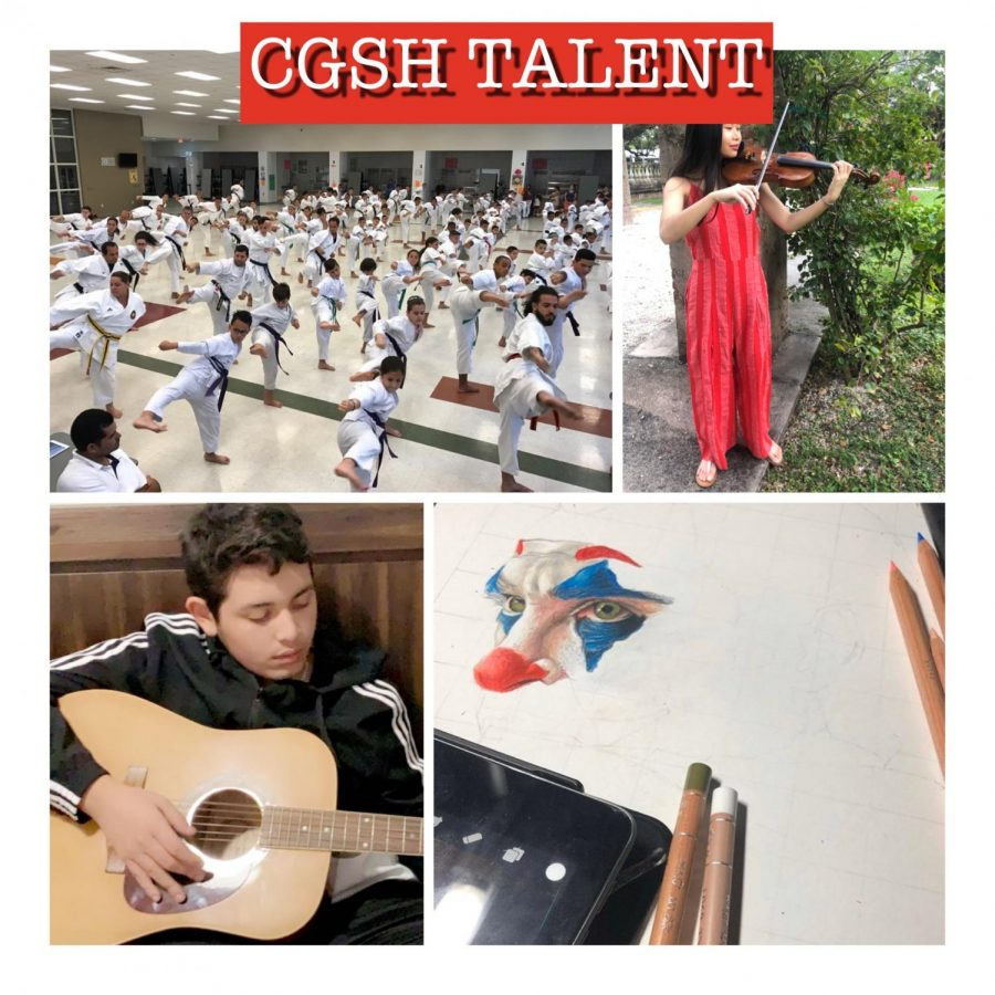 Expression Beyond the Classroom: Hidden Talents of Gables