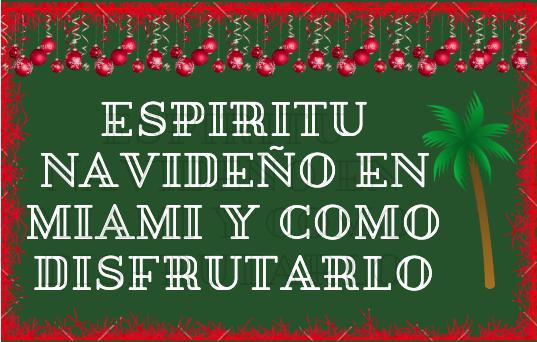 Cuales son los mejores lugares donde podras tener la mejor experienca con tu espiritu navideño