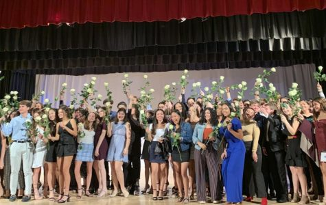 IB Pinning Ceremony Recognizes Juniors