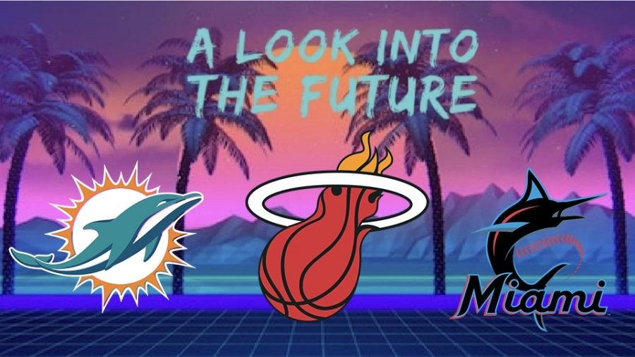 With+the+new+decade+beginning%2C+the+Miami+Heat%2C+Marlins+and+Dolphins+have+an+abundance+of+young%2C+elite+prospects%2C+in+combination+with+multiple+draft+picks+and+salary+cap+space.+This+leaves+Miami+sports+in+an+extremely+fortunate+situation+which+will+likely+result+in+them+contending+for+years+to+come.