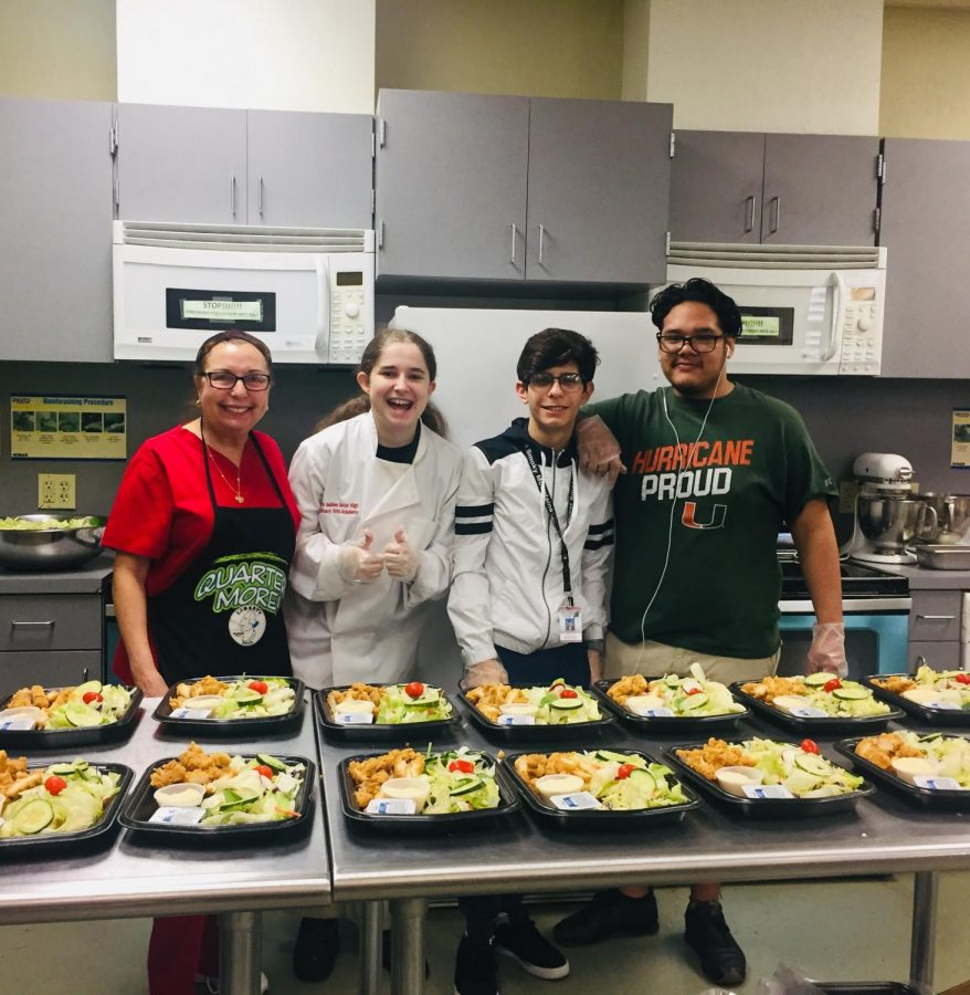 Programa de Artes Culinarias: La historia detrás de tú almuerzo