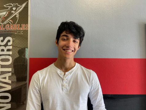 Senior Joaquin Bierman is extremely proud of his academic achievements throughout high school, and is grateful that they will be sending him to Oxford University during the 2020 Fall Semester..