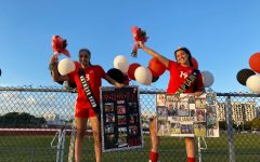 Lady Cavalier Soccer Senior Game: A Celebration and a Show