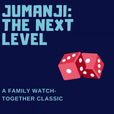 Jumanji: The Next Level of Family Film