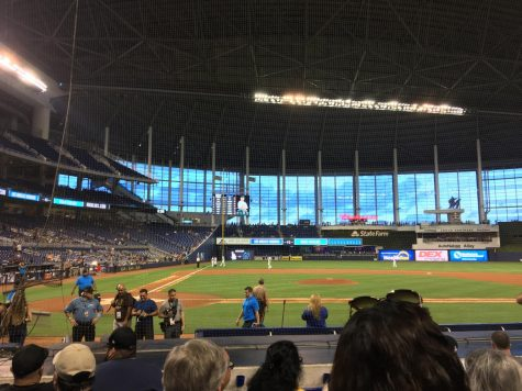 The latest renovations at Marlins Park show that the team's new executive leadership is not only embracing change from the team rebuild on the field, but off of the field as well.