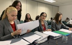 Case Closed: Gables Dominates District Mock Trial Competitions